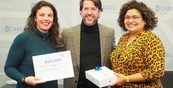El Cabildo premia los mejores cortos sobre diversidad y discapacidad