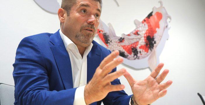 """Lorenzo Reverón, propietario de Gourmetland: """"En el sector del turismo, sin ocio, no hay negocio"""""""