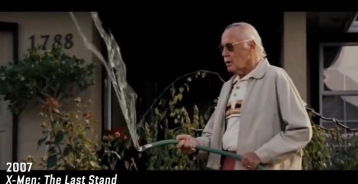 Guardia de seguridad, invitado a una fiesta o un simple transeúnte: todos los cameos de Stan Lee