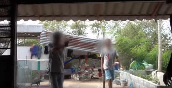 Frank Cuesta, a punto de ser asesinado cuando grababa un mercado ilegal de animales