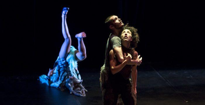 'Dulces bestias', ganadora de los Réplica, en el Teatro Guimerá