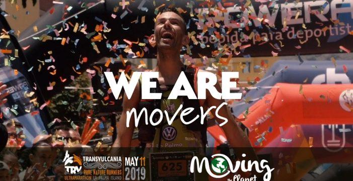 La carrera más dura, la Ultramaratón Transvulcania, ya es un evento Moving the Planet