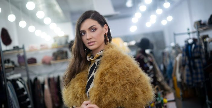 Ariadna Fregel, la miss y modelo que mutó en candidata a Reina del Carnaval