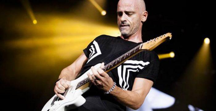 Eros Ramazzotti incluye Canarias en su gira, actuando por primera vez en las Islas