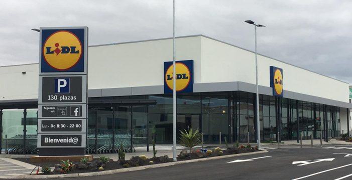 Lidl cierra 2018 con dos nuevas aperturas, 13 millones de euros invertidos en las Islas y cien empleos nuevos en Canarias