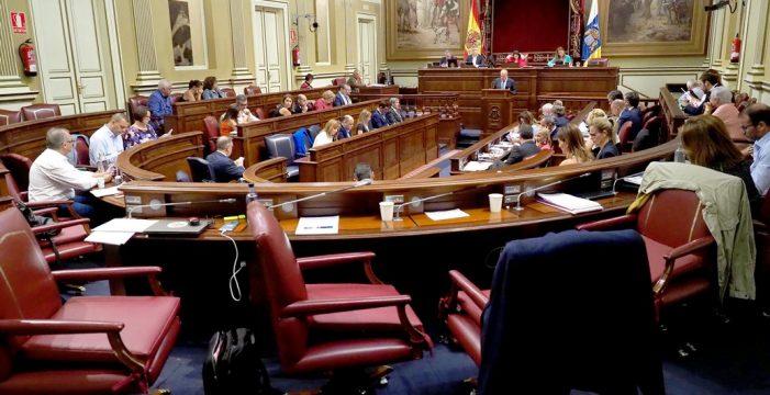 El Parlamento aprueba las cuentas canarias en un ambiente preelectoral
