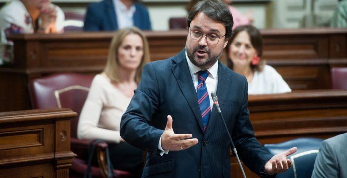 """Antona (PP) afirma que el """"machaque"""" de Sánchez a Canarias perjudica """"gravemente"""" el desarrollo de las Islas"""