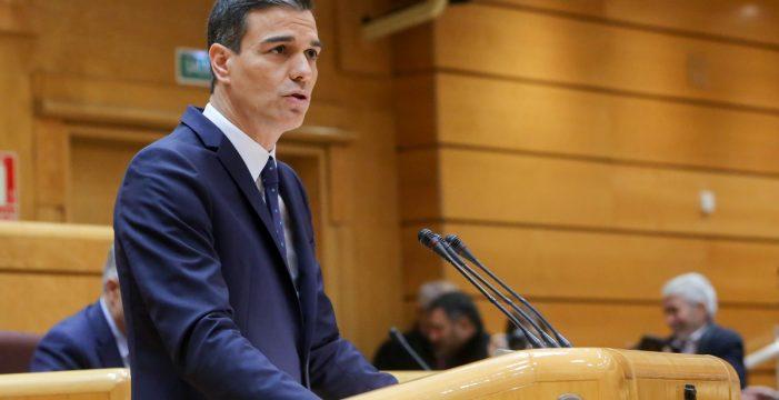 El Cabildo de Lanzarote invita a Pedro Sánchez a los actos del centenario de César Manrique