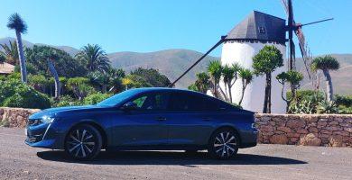 Peugeot 508, el nuevo 'premium' que rompe con lo establecido