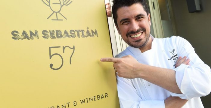 San Sebastián 57: cocina bien hecha en el centro de Santa Cruz