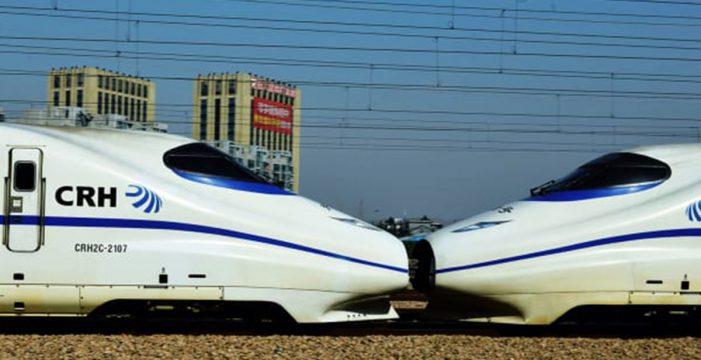 China da luz verde a la primera ruta del tren submarino de alta velocidad