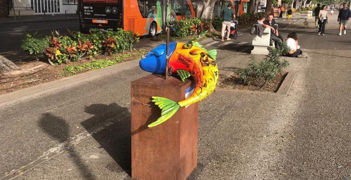 """'Chicharro Style', el último caído en la """"batalla"""" del vandalismo en Santa Cruz"""