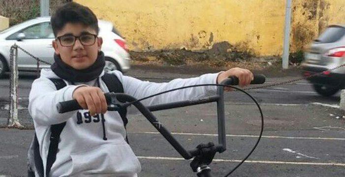 Los padres de Álex piden ayuda para rescatarlo de la tragedia