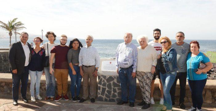 La Punta homenajea a las víctimas del Berge Istra