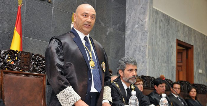 Herrera, Lorenzo y Mota, candidatos a presidir el TSJC