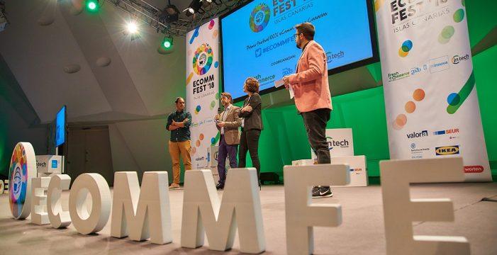 Ecommfest 2018 reunió en Tenerife a una docena de expertos del comercio electrónico