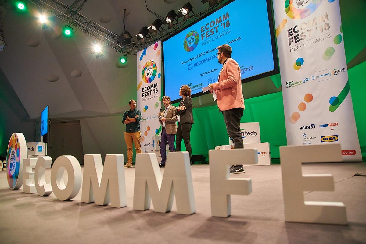 ECOMMFEST 2018 TENERIFE