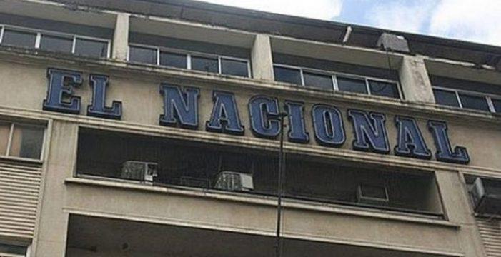El periódico venezolano 'El Nacional' deja de salir en papel tras años de acoso del Gobierno