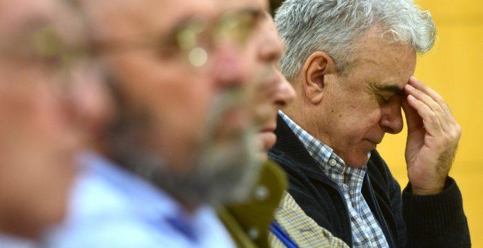 Félix Sierra Melo cumplirá la pena de 2,8 años de cárcel a partir de enero por el Caso Arona