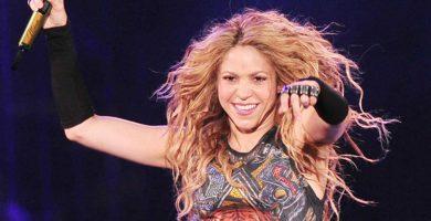 Shakira, acusada de defraudar a Hacienda 14,5 millones de euros