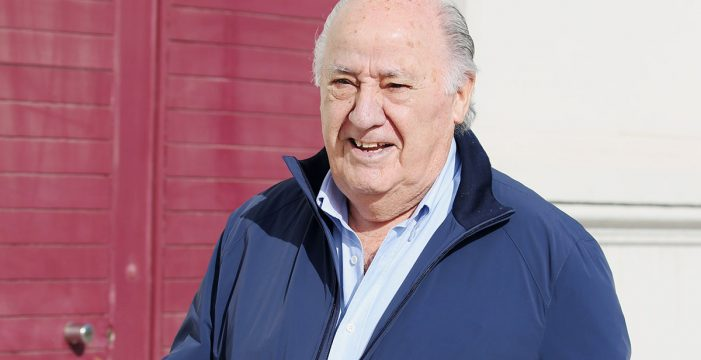 Amancio Ortega dona 90 millones para siete residencias de ancianos