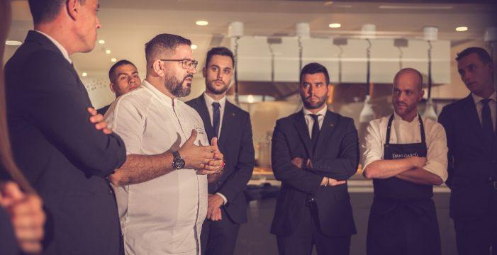 Dani García cierra su restaurante tres estrellas Michelin