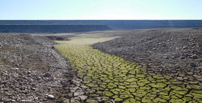 Las reservas globales de agua se hunden pese a las lluvias más intensas