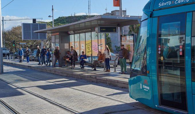 La huelga de los trabajadores del tranvía continúa este fin de semana