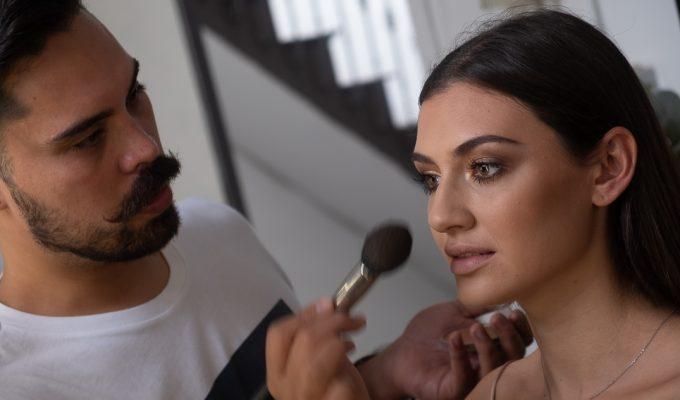 """Marc Philguer: """"Empecé a interesarme por el maquillaje y la moda por las revistas de mi madre"""""""