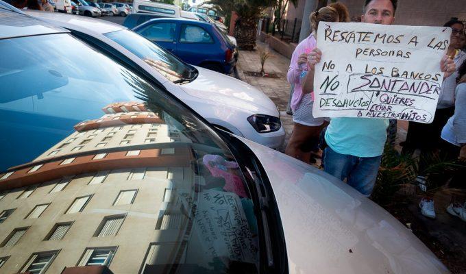 Altamira envía burofaxes a los vecinos de Añaza anunciando que no se les renovará el alquiler
