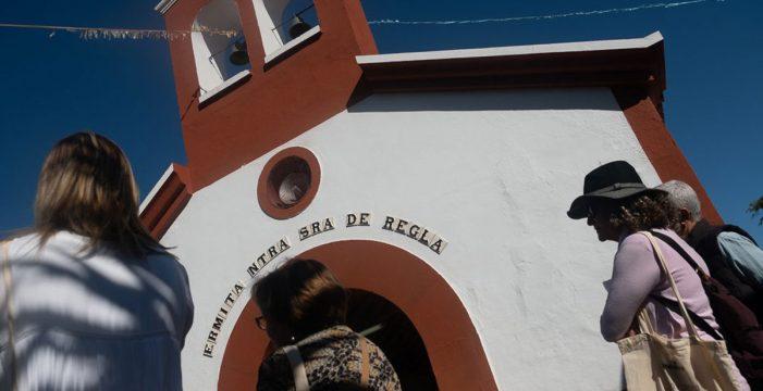 El camino de la peste en Santa Cruz