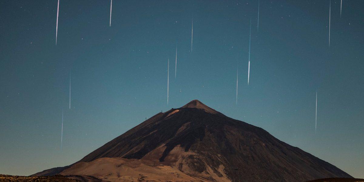 EN VIVO | Sigue en directo la mayor lluvia de estrellas del año, Las Gemínidas