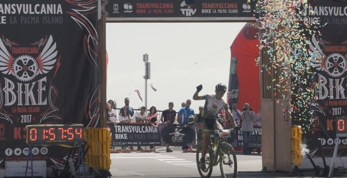 Hablamos con Ismael Ventura, ganador por segundo año consecutivo de la Transvulcania Bike y Campeón de España XCM 2017