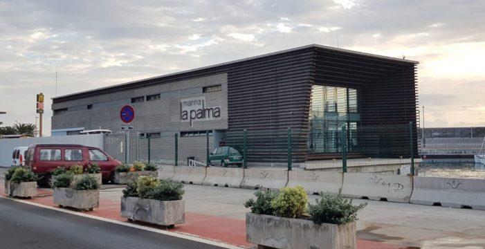 """Proyectan crear una estación de guaguas """"alternativa"""" en la infrautilizada Marina La Palma"""