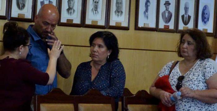 Sí se puede e IU pagan 3.000 euros de fianza para seguir como acusación por los vertidos en el Polígono de Güímar