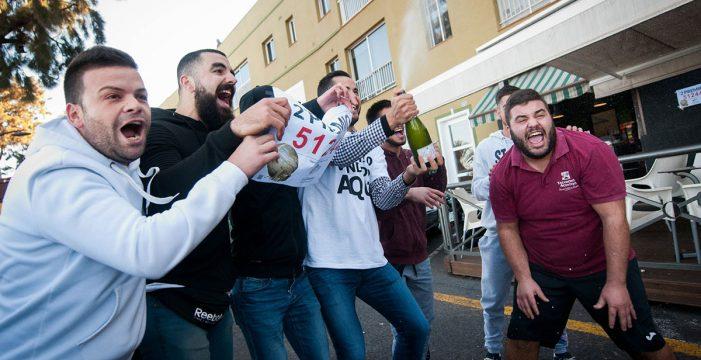 Lotería de Navidad: las cuatro historias canarias que marcaron 2017