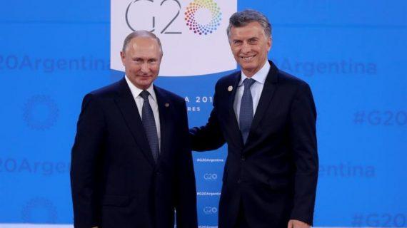 Se fue Rambo y llegó Putin; el presidente ruso viaja a Tenerife tras la cumbre del G20 en Buenos Aires