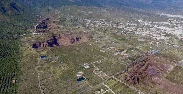 El cambio del suelo minero de Güímar no llegará hasta finales de 2021