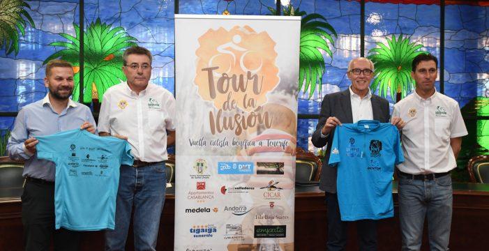 El 'Tour de la Ilusión', una vuelta ciclista por los niños con cáncer