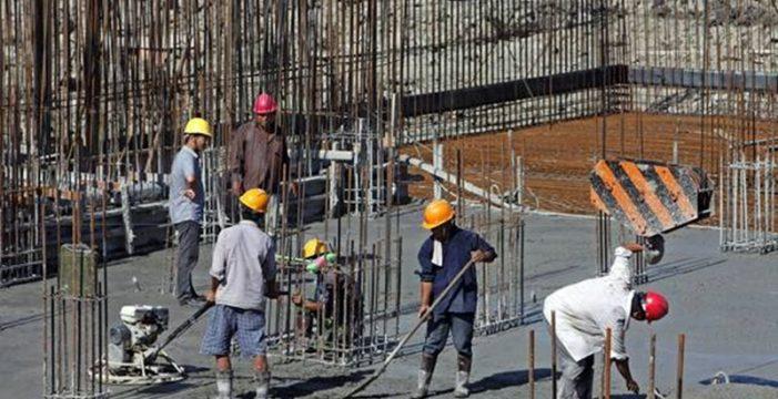 La construcción toma las riendas de la creación de empleo en el Archipiélago