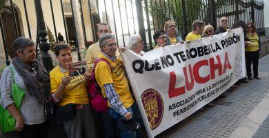 """Asociación para la Defensa de las Pensiones: """"Volvemos a la calle porque no queremos parches, sino garantías"""""""