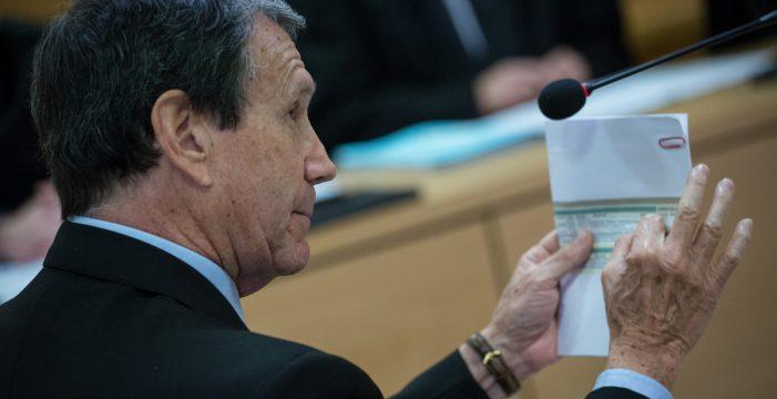 Roberto de Luis, primer condenado del caso Arona que ingresa en prisión