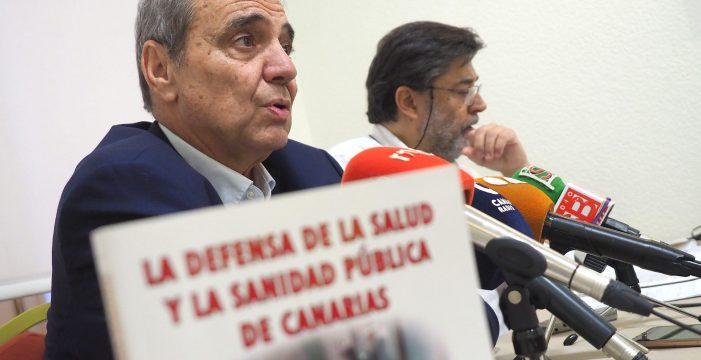 """""""Que sea en Canarias donde más aumente la mortalidad resume cómo está la sanidad"""""""