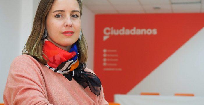 """Melisa Rodríguez: """"2019 es una oportunidad histórica para que Ciudadanos encabece una alternativa al Gobierno de Canarias"""""""