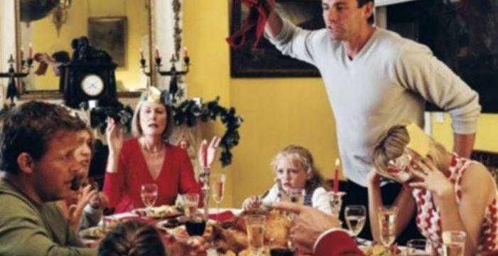 """Las cenas de Navidad y las discusiones familiares, """"cóctel molotov"""" cardiovascular"""