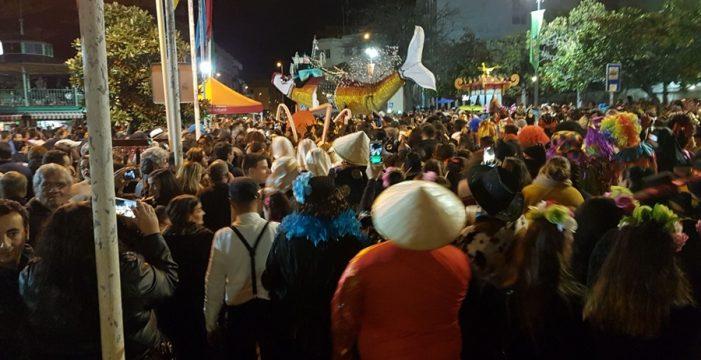 El Entierro de la Sardina de San Andrés y Sauces, declarado Fiesta de Interés Turístico de Canarias