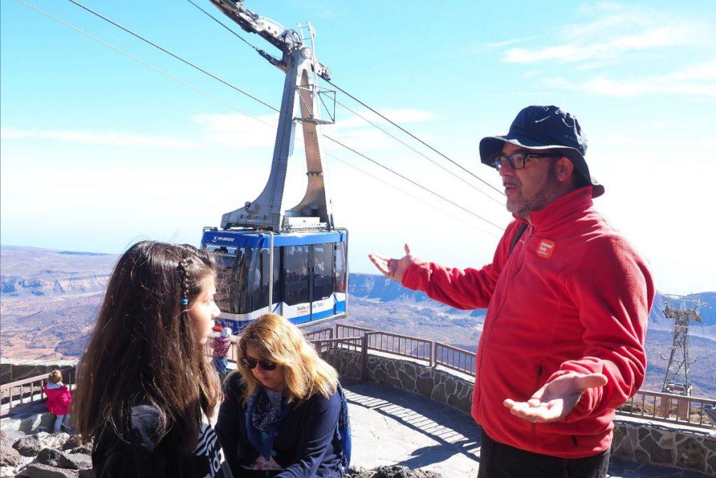 Viaje a las entrañas volcánicas de Tenerife
