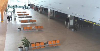 La T2 del Reina Sofía Tenerife Sur, la terminal de la discordia