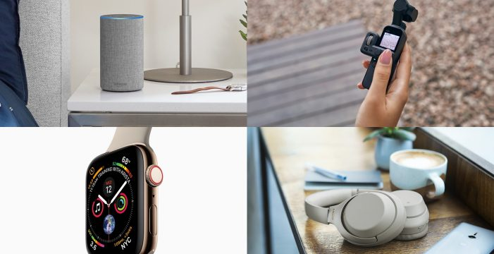 Estos fueron los 10 mejores productos tecnológicos de 2018
