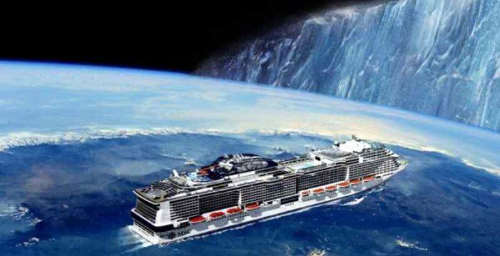 Los partidarios de la teoría de que la Tierra es plana zarparán en un crucero rumbo al 'muro de hielo del fin del mundo'